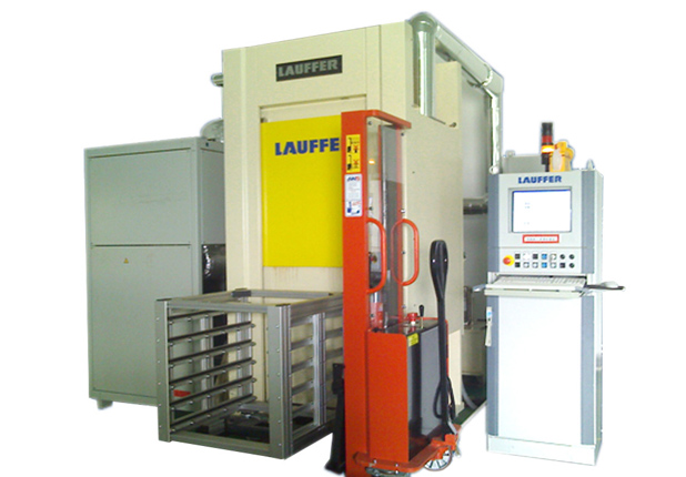 LAUFFER hot press
