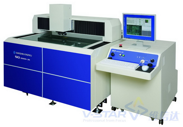 3D three-dimensional precision automatic length measuring machine