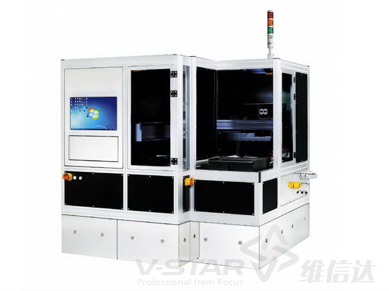 Semiconductor inspection machine